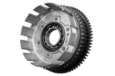 CLUTCH HUB SHELL WITH MAGNET
