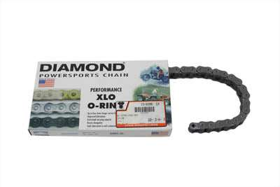 XLO DIAMOND O-RING CHAIN