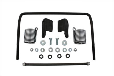 AUXILIARY SEAT MOUNT COMPLETE KIT