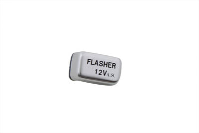 REPLICA FLASHER, 12V, RECTANGLE