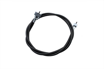"MINI SPEEDOMETER CABLE, 50"", 12MM NUT"
