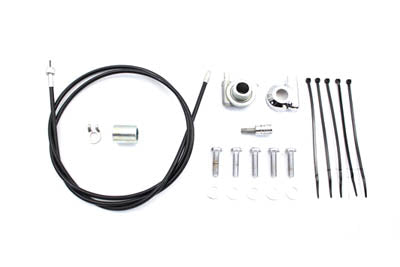 REAR WHEEL DRIVE SPEEDOMETER CABLE KIT
