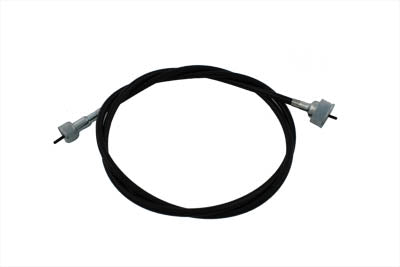 "SPEEDOMETER CABLE, 54.5"" LONG"