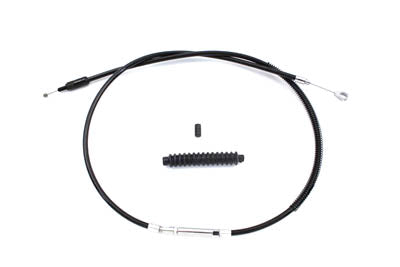 "BTE CLUTCH CABLE, BLACK; 63"" CASING"