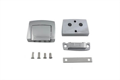 OE TOURING PACK LATCH, CHROME