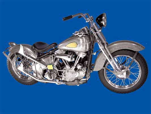 1941 KNUCKLEHEAD BOBBER KIT,RESTO FINISH