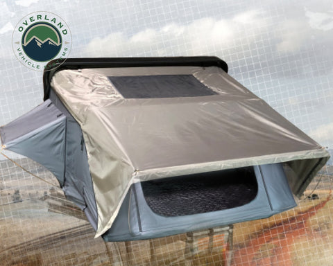 Bushveld Hard Shell Roof Top Tent Overland Vehicle Systems