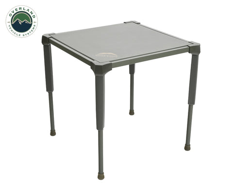 Camping Table Folding Portable Camping Table Small With Storage Case Wild Land Overland Vehicle Systems