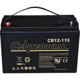 Centennial 12 Volt AGM Battery