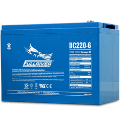 Fullriver 6 Volt Deep Cycle AGM Battery