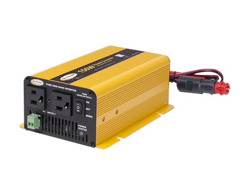 Go Power! Pure Sine Wave Inverters