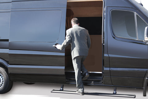 Automatic Retracting Running Board for Mercedes Sprinter