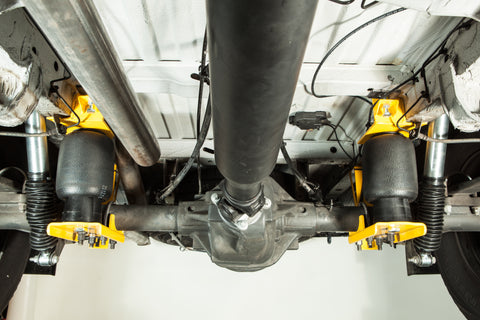 Sprint-Aire Suspension System