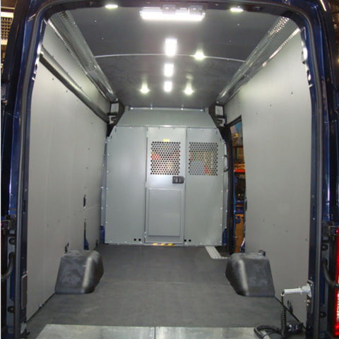 Legend Fleet Insulated DuraTherm Liner Kit For Ford Transit