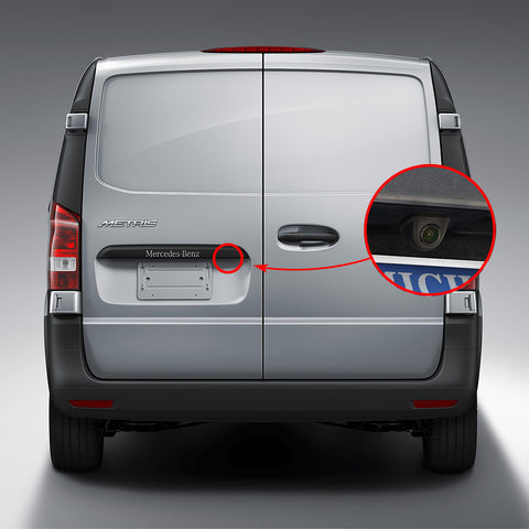 Mercedes Metris Back-up Camera System
