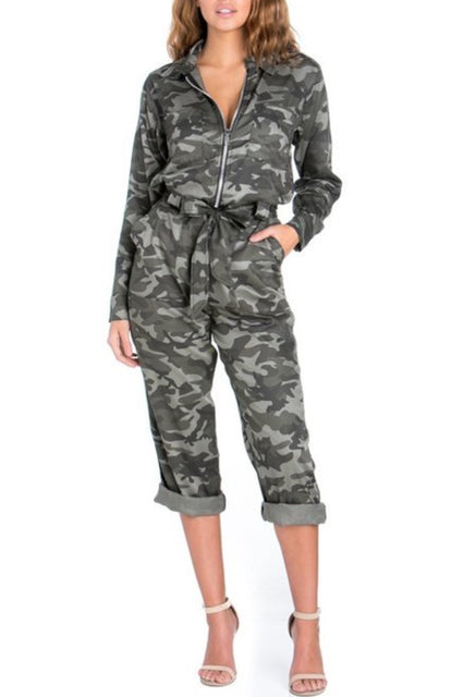 Camp Flame Jumpsuit