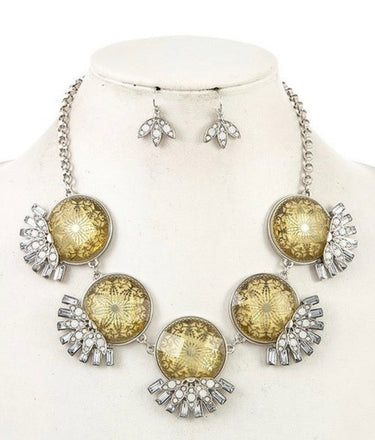 Flora Necklace Set