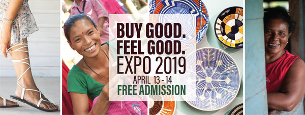 Buy Good Feel Good Expo 2019 Toronto April 13-14th