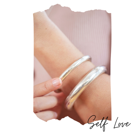 bangles two sizes for self love