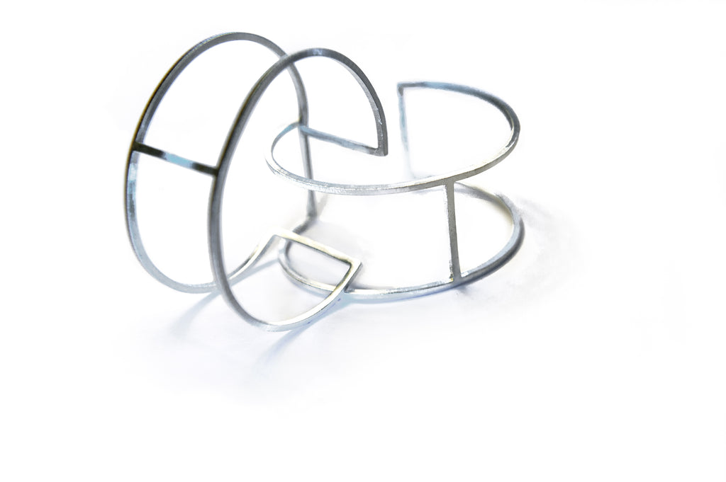 Sterling Silver Cuff Pair Jewelry Ethical