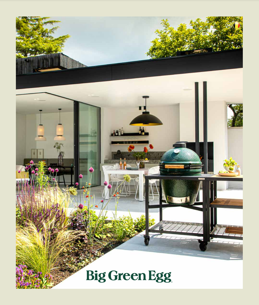 Big Green Egg catalogus 2021