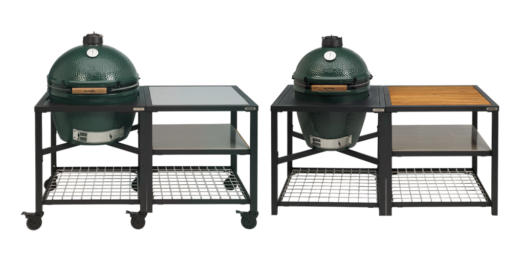 Big Green Egg modular tafel systeem