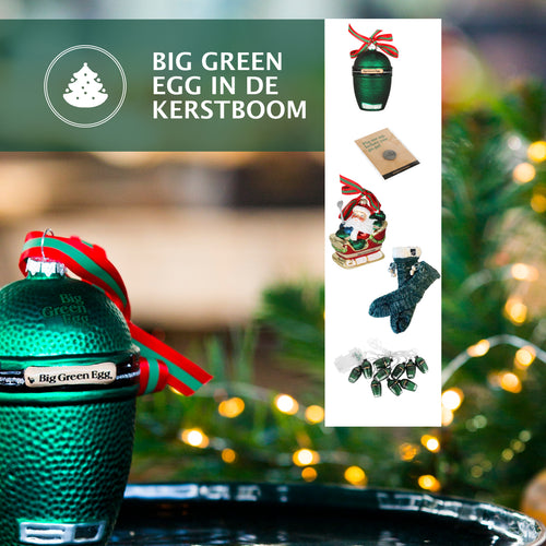 Big Green Egg Kerstpakket