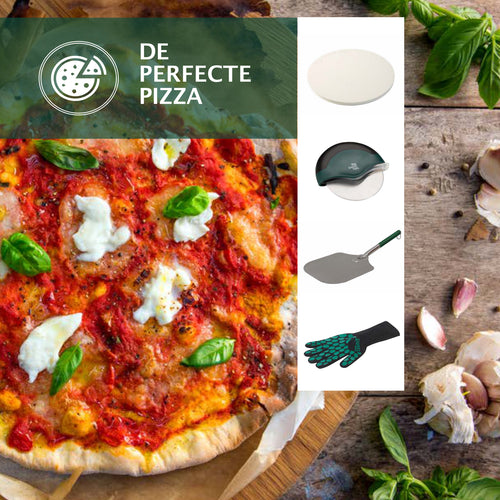 Voordeelpakket pizza - Big Green Egg