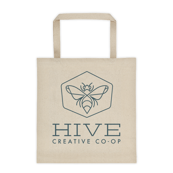 Hive Creative Co-op Project Tote