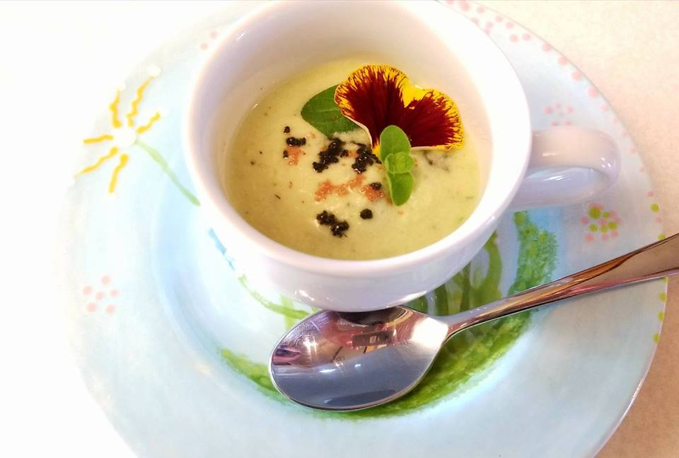 The Physical & Energetic Gifts of Probiotic Cucumber and Avocado Soup