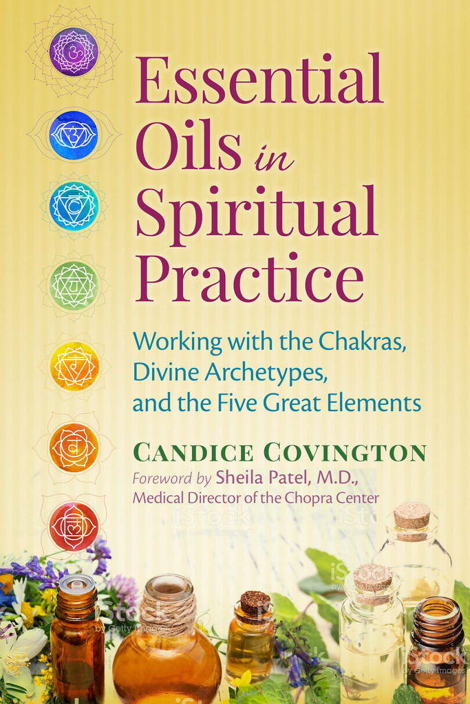 Essential Oils in Spiritual Practice Made Inner Traditions 2018 Best Sellers List!