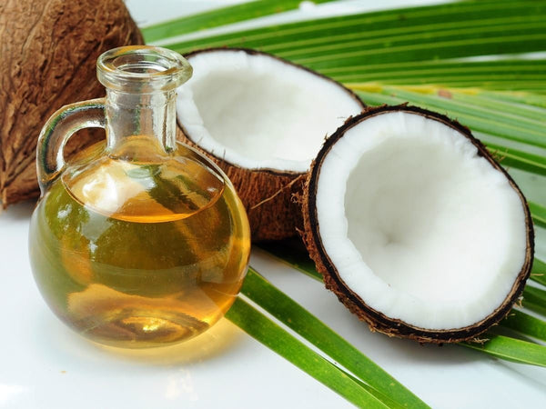 Coconut Base Oil  (Cocos nucifera)