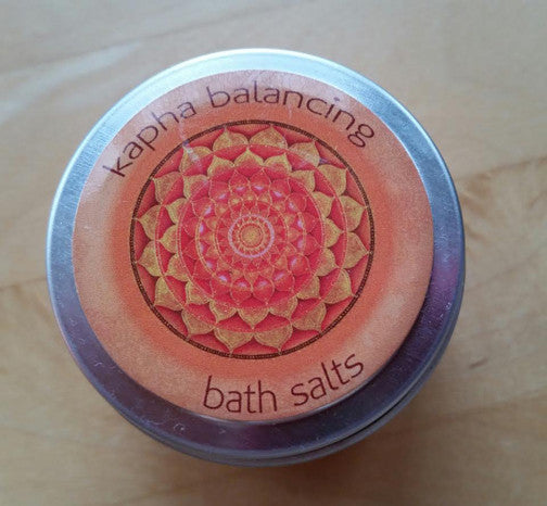 Theraputic Kapha Balancing Bath Salt