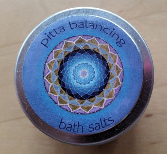 Pitta Balancing Bath Salt
