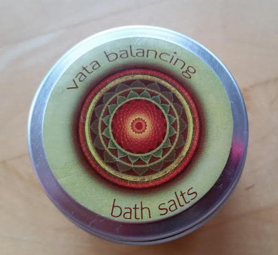 Theraputic Vata Balancing Bath Salt