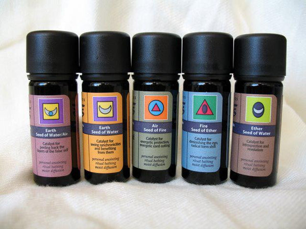 Complete Tattvas Essential Oil Collection