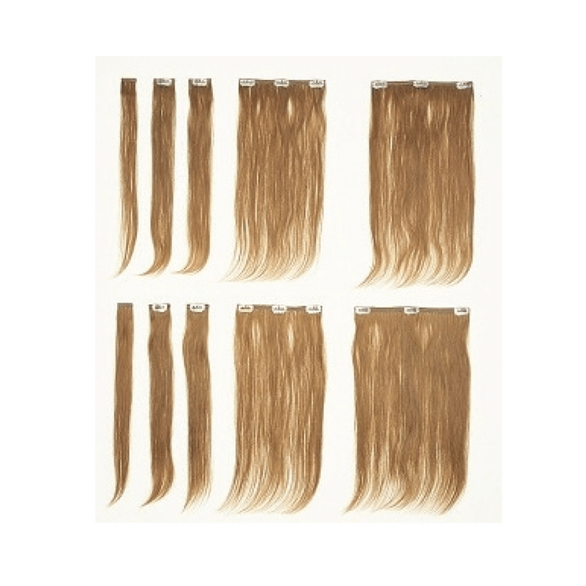 100 Remy Human Hair Clip In Extensions Montreal Canada