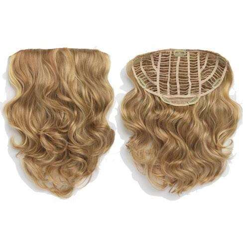Hairdo Clip-In Fine Human Hair Extensions 17''