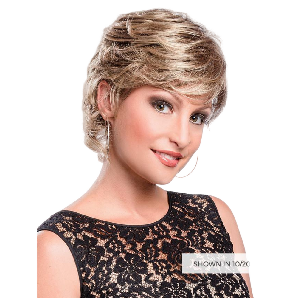 Confident Expressions Synthetic Wig,,Perruques RL Moda Wigs Inc..