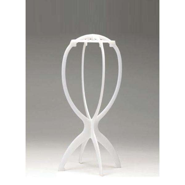 Plastic Wig Stand,,Perruques RL Moda Wigs Inc..