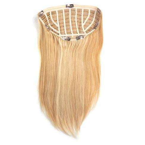 "Hairdo Human Hair Extensions Half Wig Clip-in Jessica Simpson 21"",Hair Extensions,Perruques RL Moda Wigs Inc.."