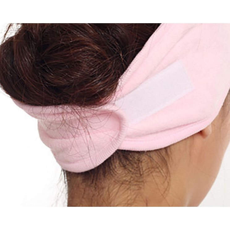 Softy Velcro Headband