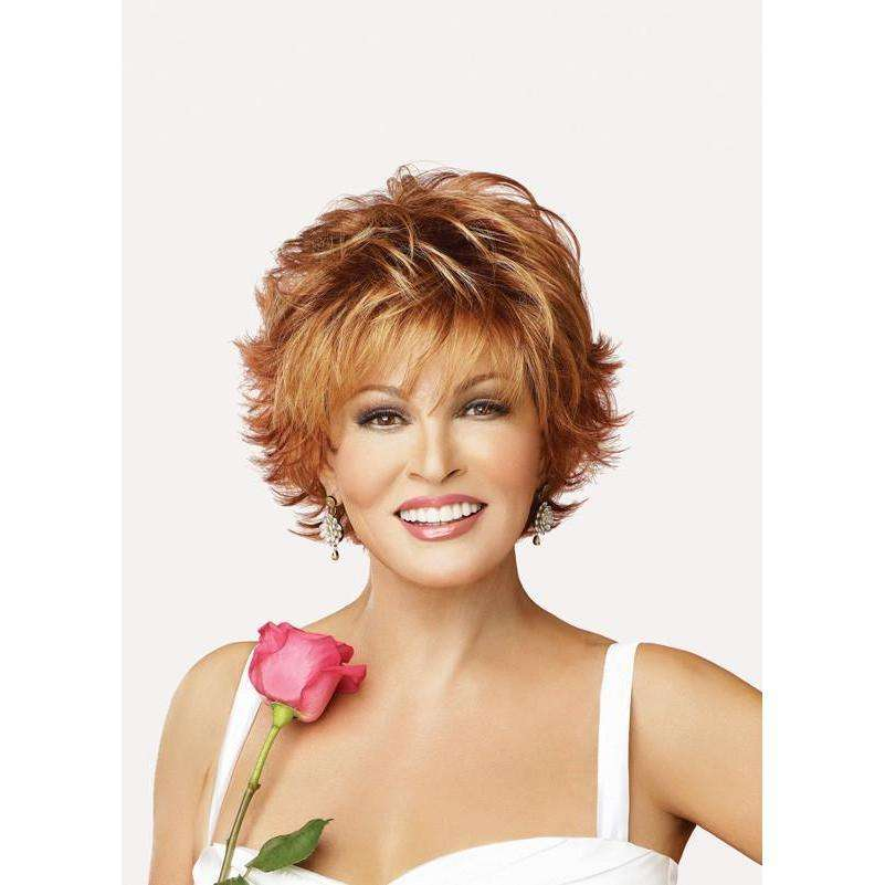 Voltage Synthetic Wig by Raquel Welch,,Perruques RL Moda Wigs Inc..