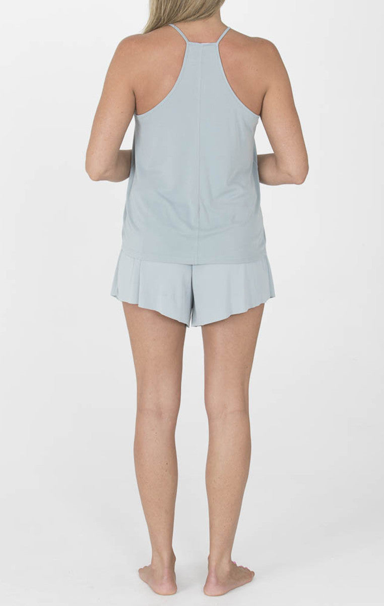 Mint Loungewear Shorts - Troovi Finds, Bottoms, Double Zero, Troovi Finds