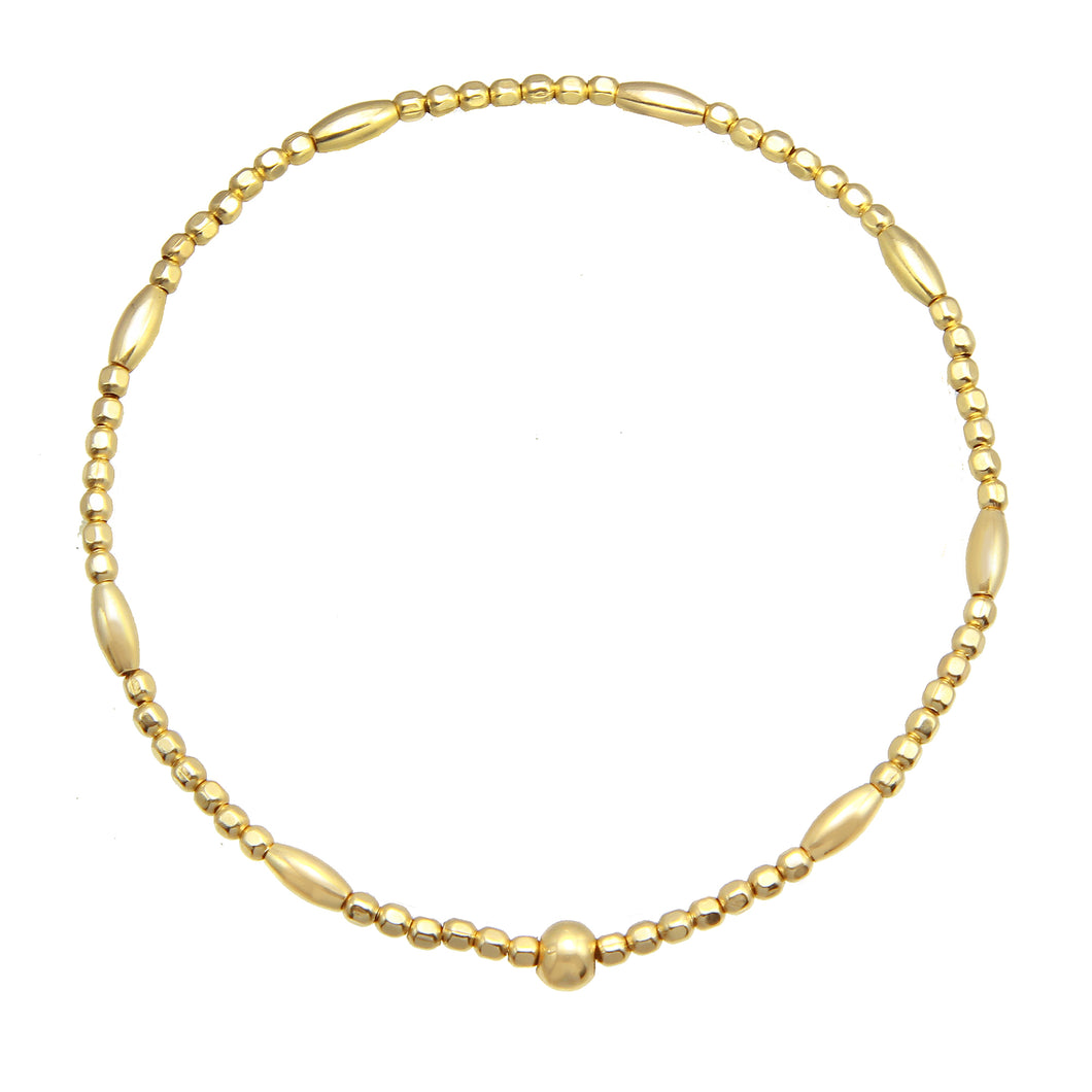 GOLDEN SOL STRETCH BRACELET