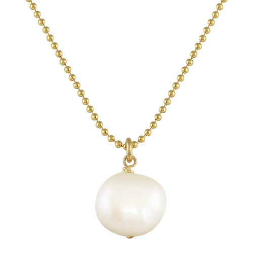 TIA PEARL NECKLACE