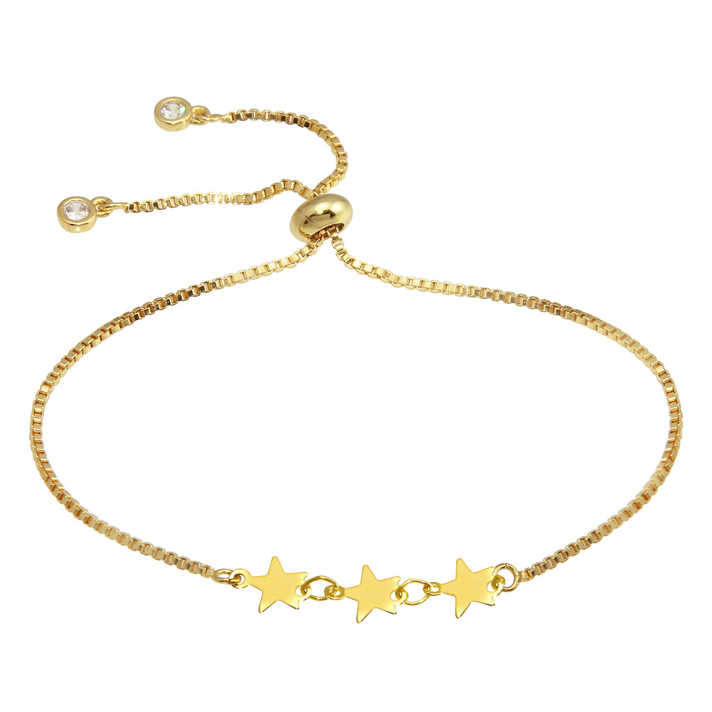ADJUSTABLE STAR BRACELET