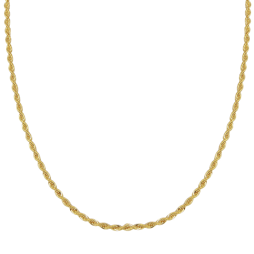 ELLA ROPE CHAIN NECKLACE