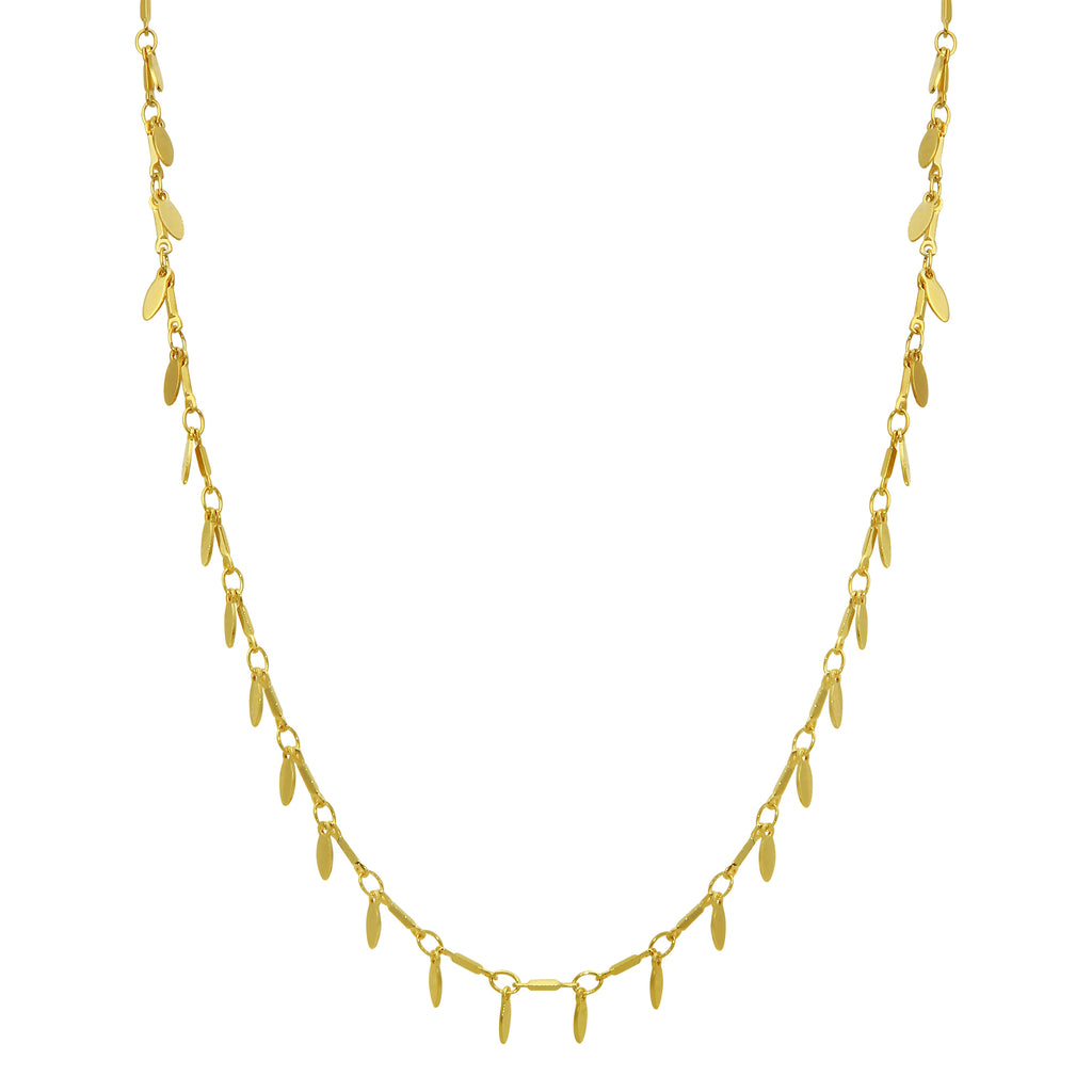 GOLDEN DRIP NECKLACE