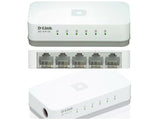 D-Link Fast Ethernet Switches - Danelca